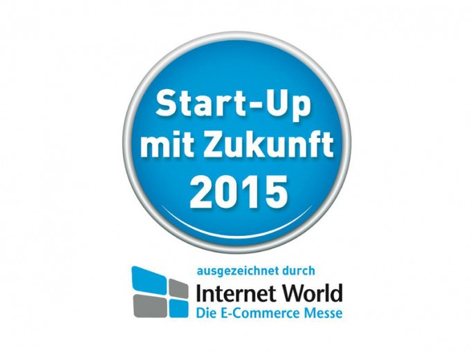 Award Start-up mit Zukunft (Grafik: Internet World)