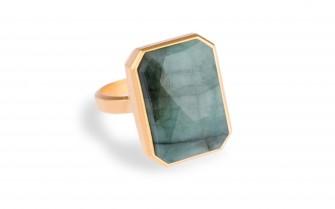 Der Ringly Emerald kostet 260 Dollar. (Bild: ringly.com)