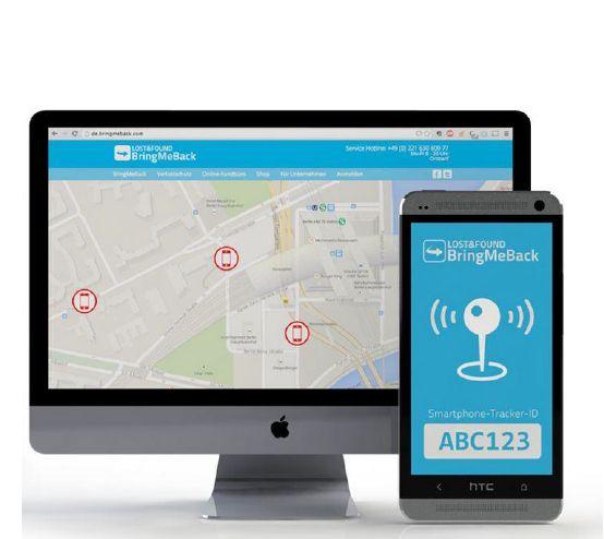 BringMeBack GPS (Bild: BringMeBack UG)
