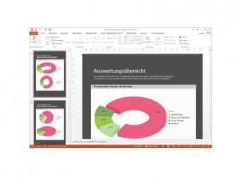 Combit Report Server 2.0 Auswertungsübersicht (Bild: Combit)