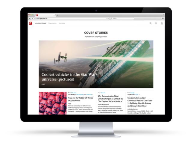 flipboard-for-web (Bild: Flipboard)