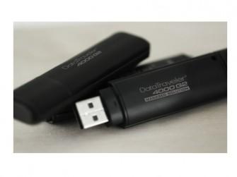 Kingston Datatraveler 4000 G2 (Bild: Kingston)
