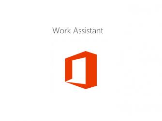 microsoft-work-assistant (Bild: Microsoft)