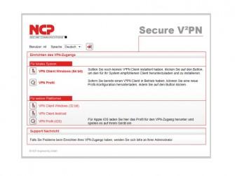 NCP Secure-V2PN (Bild: NCP Engineering)