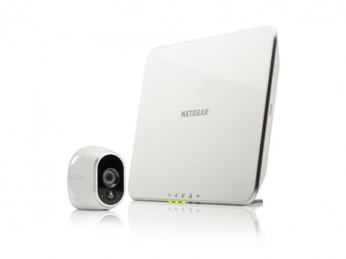 Überwachungskamera Arlo (Bild: Netgear)