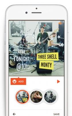 Nutshell App für iOS (Bild: Prezi)