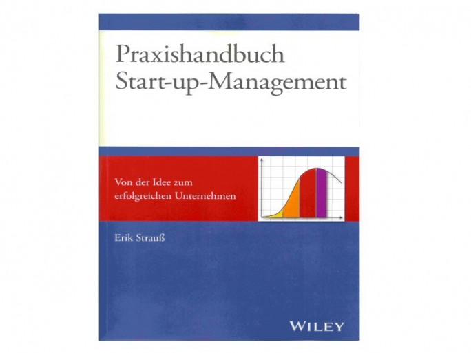 Praxishandbuch Start-up-Management (Bild: Wiley VCH)