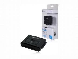 USB 3.0 Multi Harddisk Link EU (Bild: Sandberg)