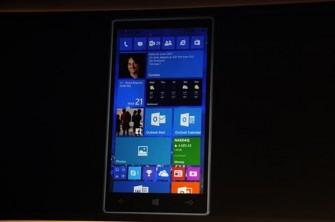 Microsoft hat jetzt für bestimmte Lumia-Modelle die Technical Preview von Windows 10 freigegeben(Bild: CNET.com)