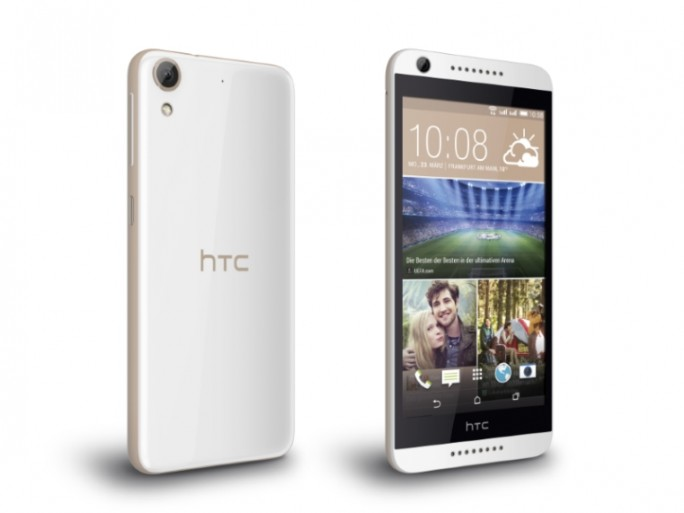 HTC Desire 626 Dual SIM (Bild: HTC)