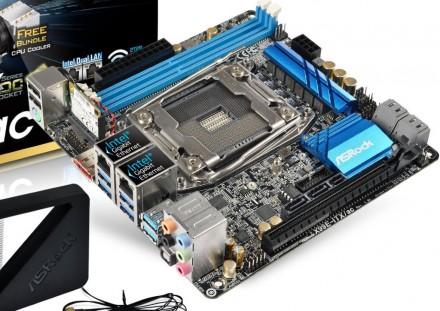 ASRock-X99E-ITX_ac (Bild: ASRock)