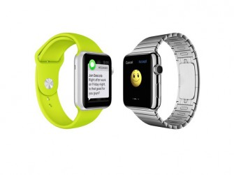 Apple Watch Sport und Apple Watch (Bild: Apple)