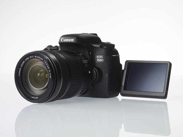 Canon EOS 760D (Bild: Canon)