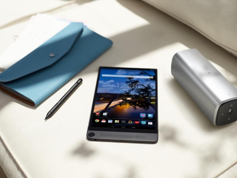 Dells Tablet mit 3D-Kamera: Venue 8 7000