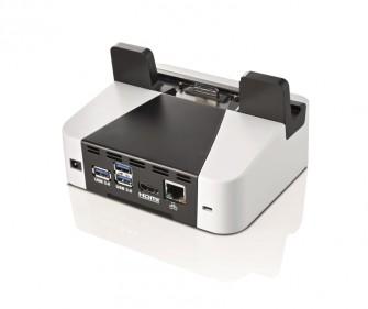Fujitsu Stylistic V535 Cradle (Bild: Fujitsu)