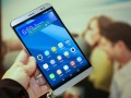 Das Huawei MediaPad X2 LTE offeriert zur Kommunikation ein 4G-Modul sowie HSPA+, WLAN und Bluetooth (Bild: CNET.com).