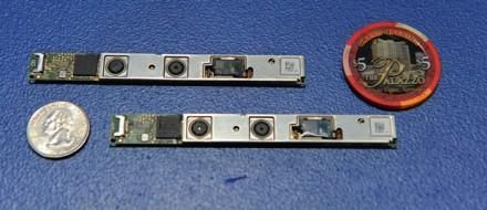 Die 3D-Kamera im Dell-Tablet wurde von Intel entwickelt und soll demnächst auch in anderen Geräten verbaut werden (Bild: Dell)