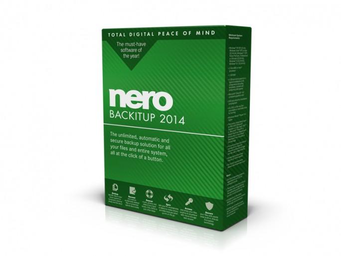 Nero Backitup 2014 (Bild: Nero)