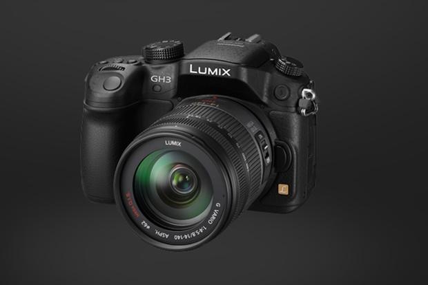 Panasonic Lumix GH3 (Bild: Panasonic)