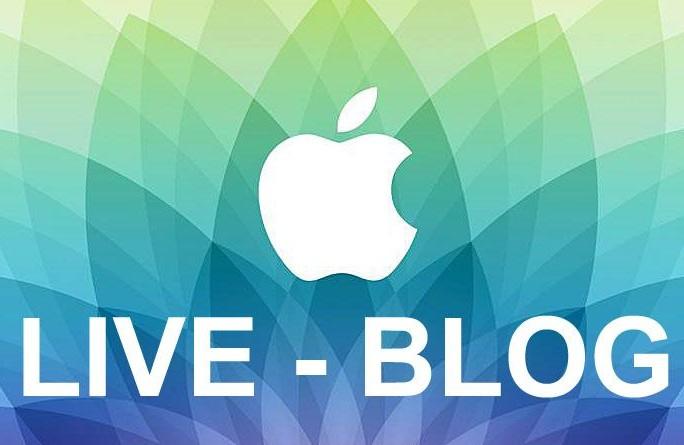 Die Kollegen der ITespresso-Schwestersite Gizmodo.de berichten im Live-Blog über die Vorstellung der Apple Watch (Grafik: Gizmodo.de