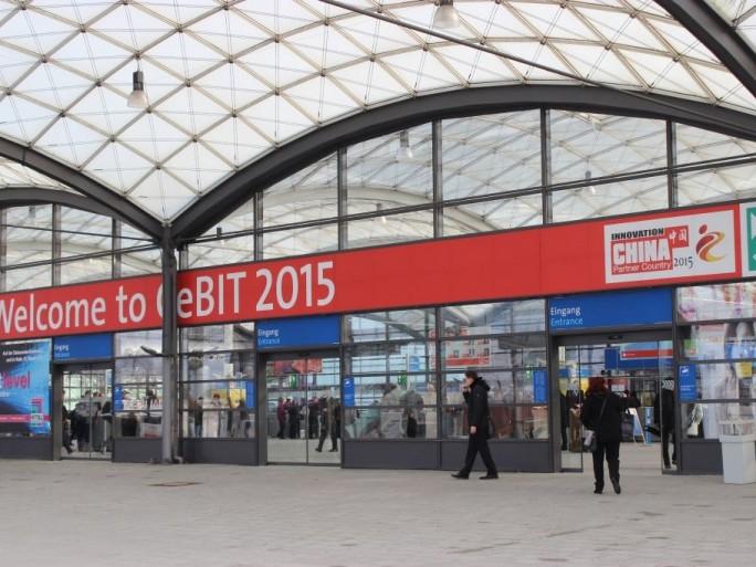 CeBIT 2015 (Bild: ITespresso.de)