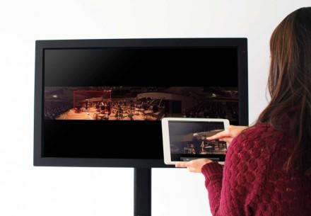 Fraunhofer-App App Ultra-HD-Zoom (Bild: Fraunhofer HHI)