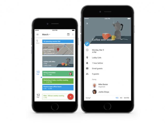 google-kalender-iphone (Bild: Google)