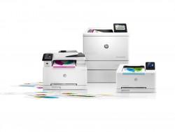 HP Laserdrucker mit JetIntelligence (Bild: Hewlett-Packard)