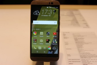 HTC-One-M9 (Bild: CNET)