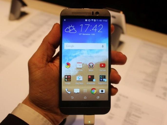 HTC_One_M9 (Bild: CNET)