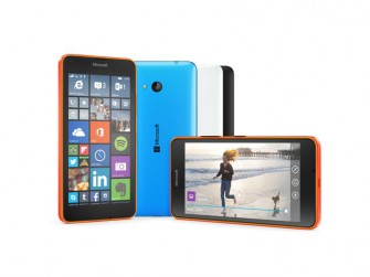 Lumia 640 Dual SIM (Bild: Microsoft)