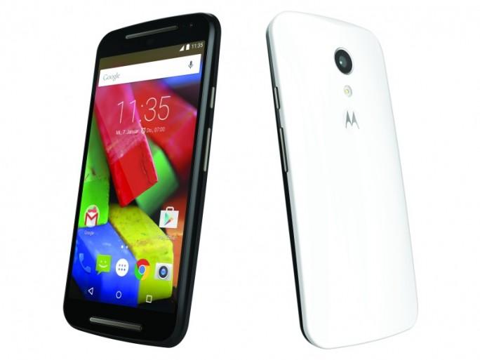 Motorola Moto G2 (Bild: Motorola)