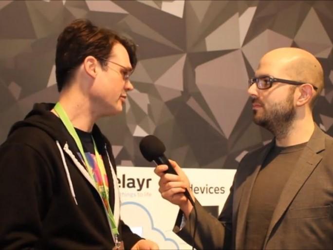 Relayr Interview (Bild: ITespresso)