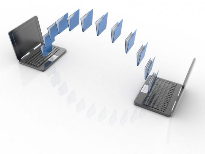 Datentransfer (Bild: Shutterstock)
