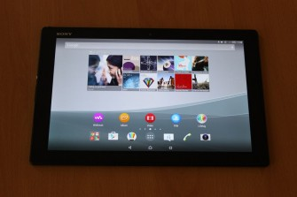 Xperia Z4 Tablet (Bild: CNET)