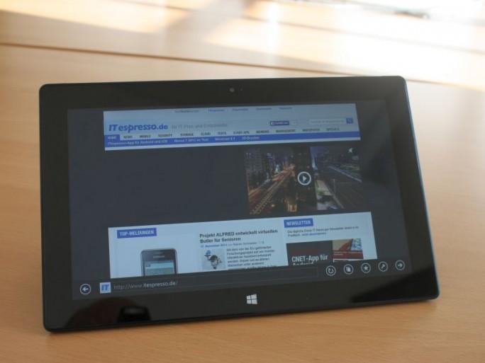 Surface 2 Pro (Bild: ITespresso)