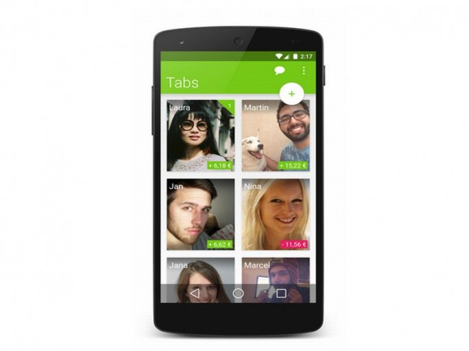 Tabbt-App (Bild: Tabbt)