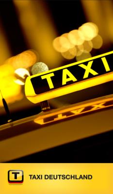 Taxi Deutschland App (Bild: Taxi Deutschland eG)