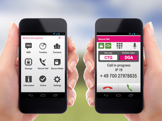 telekom-mobile-encryption-app (Bild: Deutsche Telekom)