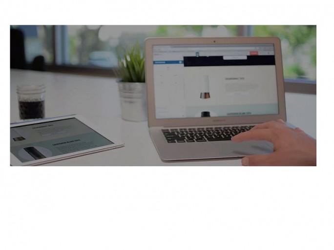 Webbaukasten von Domainfactory und Dudamobile (Bild: Dudamobile)