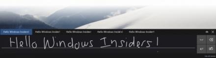 windows-10-texteingabe (Screenshot: Microsoft)