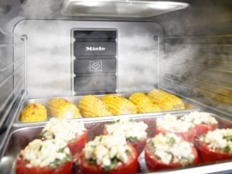 Smarte Küchenherde (Bild: Miele)