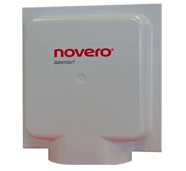Mit einer Außenantenne wie dieser Panelantenne lässt sich der LTE-Empfang in ländlichen Regionen deutlich verbessern (Bild: Novero).