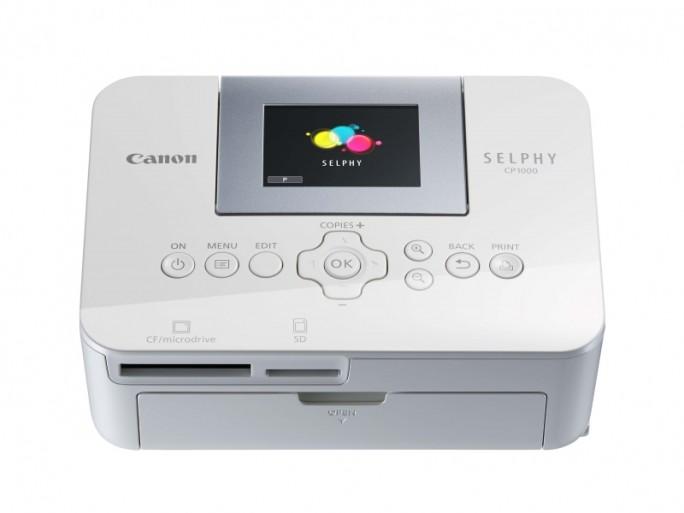 SELPHY CP1000 (Bild: Canon)