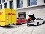 Audi macht Kofferraum zur Paketstation