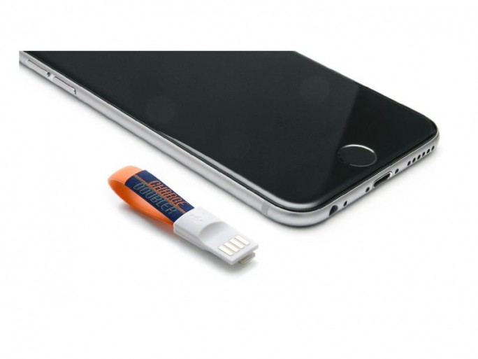 Chargedoubler mit Smartphone (Bild: WN Products)