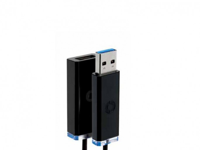 USB 3 Optical Kabel (Bild: Corning)