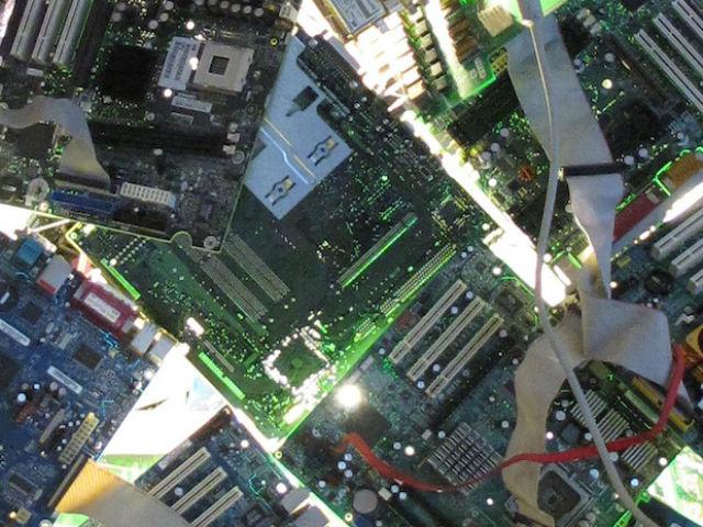 Elektroschrott (Bild: Shutterstock)