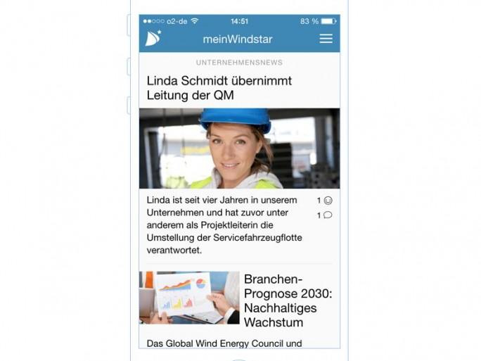 Eyo Mitarbeiter-App (Bild: EmployeeApp GmbH)