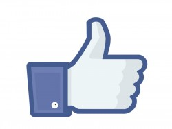 Facebook Daumen (Bild: Facebook)